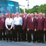 The choir at Chantilly in 2004
