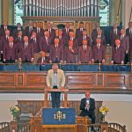 2011 Choir at Portheleven