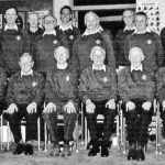 Choir in the early 1990's